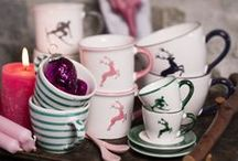 Christmas 2014 / Christmas edition 2014, new Designs Toni - the skier and the pink deer.