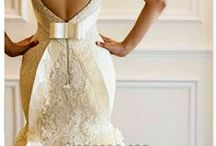 It's THE ONE / Wedding Dresses / by KrisC Weddings