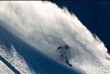 Powder day / #poudreuse #snow #neige #ski