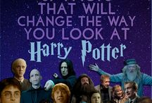 Harry Potter. / Welcome to the magic.