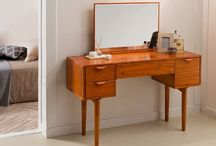 Dressing Table Sets / We have hundred collection of vanity sets.Inquiry email to tambaksawah@yahoo.com