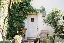 Hus: Utomhus. / Garden. Balcony. Facade. Patio.