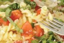 Summer Salads / Summertime has the freshest ingredients for salads.