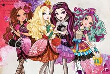 ever After High / ever after high...