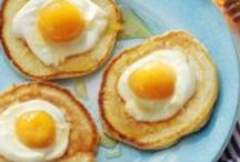 Tasty Ways to Start Your Days / Start your morning off right with these energizing egg ideas and tasty breakfast recipes.  / by Giant Food
