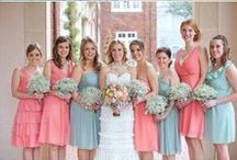 {Beach Umbrella} Color Palette / Color inspirations taken from this photo by @runnerkimhall