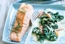 Cuisiner la Seafood / Moules, flétan, huîtres, saumon... Les revisiter de manière inédite avec des combinaisons de saveurs étonnantes !
