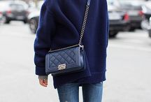 S for Street Style / Clothes, clothing, garment, dress, wear, attire