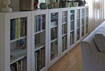 Vardagsrum / Vardagsrum, bio och bibliotek