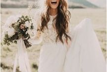 My love, the White Dress