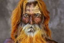 FACES OF THE WORLD / Cultural looks from around the globe.