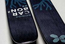 Gear I use - Skis / Happy to ski with swedish Extrem Skis