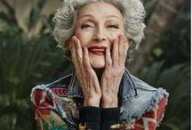 My love, Old Women