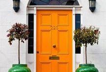 My love, Doors