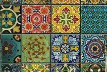 My love, Tiles