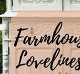 Farmhouse Loveliness / Painted Furniture Farmhouse Pieces, Uniquely painted and refinished