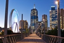 Melbourne / The city of Melbourne and 101 Collins Street. Why is 101 Collins Street considered to be the Prime Site? Because the reach is greater.