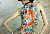 Body Art / by Trine Zafina Søndergaard