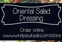 gift idea (store) / Oriental Salad Dressing (gluten free) and more
