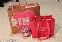 Pink love V'S S