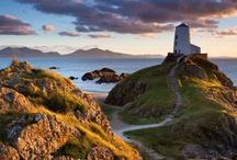 Wales / Only 2.5 hours from most UK major cities, Wales offers a distinctive British holiday. Beaches, castles, mountains, countryside, cities, and culture. What more could a visitor ask for? For more information on our Wales cottages simply visit the Sykes Cottages website. / by Sykes Cottages