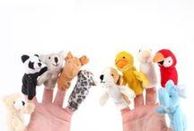 Puppets / Titelles / by Kàtia Maier