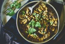 Curry Recipes / Love every aromatic naan mopped ooh that's hot moreish mouthful #Curry #NationalCurryWeek / by Tesco Food