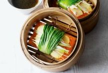 Chinese Recipes / From noodles and steamed fish to dumplings and whole steamed chickens, Chinese food is a deliciously brilliant excuse to cook for family and friends.  / by Tesco Food