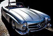 Nice vintage cars