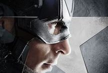 Captain America: Civil War / The Civil War begins May 6, 2016. / by Goodrich Quality Theaters
