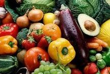 Vegetables, Fruits, Herbs, and Nuts