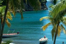 St Lucia / St Lucia - Caribbean. Beautiful.