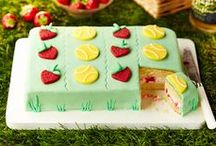 Wimbledon / Wimbledon just wouldn't be Wimbledon without a refreshing glass of Pimm's and lots of strawberries, so here's a collection filled with berry good ideas for keeping your cool throughout every serve, thwack, ace, fault and smash.  / by Tesco Food