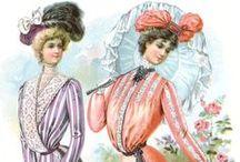 FASHION HISTORY:1900-14