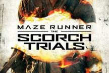 Maze Runner: The Scorch Trials / #ScorchTrials is in theaters September 18th. / by Goodrich Quality Theaters