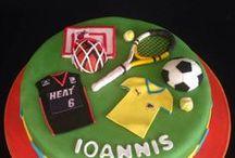 ΑΘΛΗΤΙΣΜΟΣ - Athletick cakes