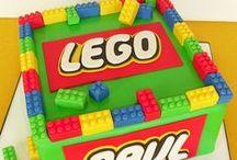 ΛΕGO - Lego cakes