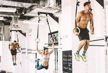 crossfit craze / storming our workouts & strengthening our souls