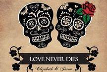 Day of the Dead - Dia De Los Muertos / Celebrate life after death!