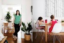 Dianne's Homes+ Magazine photo shoot