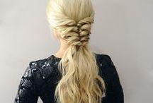 Ihmistäytyminen -> hiukset