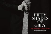 Fifty Shades of Grey / In theaters February 13, 2015. / by Goodrich Quality Theaters