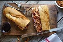 Pulled Pork Recipes / From BBQ pulled pork sandwiches to pulled pork sloppy Joes, we can't get enough of this street food and all the delicious recipes you can create with it  / by Tesco Food