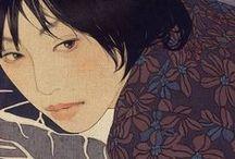 Nihonga / by Sarang Moayed