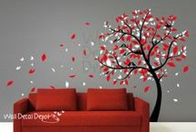 Wall Decals & Designs