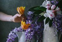 flower power / bouquets and flower arrangement