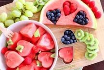 Fruits and Colors