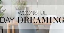 Woonstijl   Day Dreaming / Een oase van rust in een druk bestaan. Day Dreaming is een stijl die rust uitstraalt. Met natuurlijke materialen en zachte tinten droom je zo weg in dit interieur. Maak van jouw huis een thuis met deze dromerige stijl.