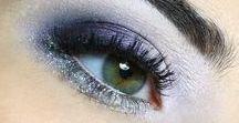 Beauty & Events / Colección de maquillajes realizados para eventos, festividades, belleza y social. Eyes MakeUp. Nude, Natural, Sofisticado, Día y Noche http://moamakeup.com/#beauty-gallery