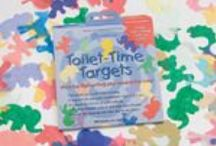 Toilet Targets for Potty Training